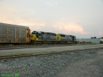 CSX 8756,8408 Q215